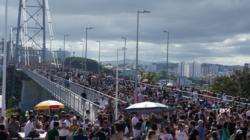 Ponte Hercílio Luz renova potencial turístico de Florianópolis