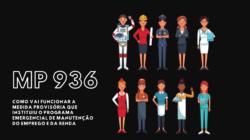 Sindilojas de Florianópolis e Região explica como deve funcionar a MP 936